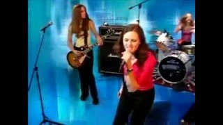 The Donnas - Skin Tight