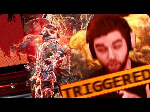 TRIGGERED by THROWS (MORTAL KOMBAT 11)