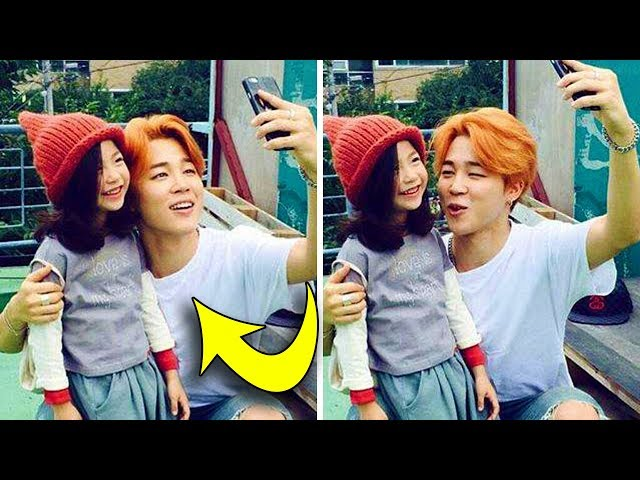 Jimin being a father ❤️