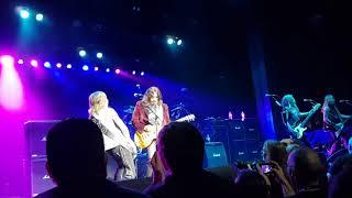 Ace frehley - parasite - live Sydney Australia 2018