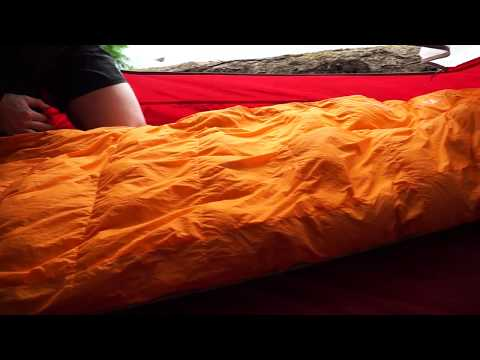 Sea to Summit Trek TK II Sleeping Bag Review