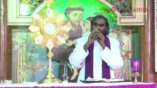 """Duties Of A Christian""(Rev.Fr.Jaya Raju) @ St Anthony's Shrine, HYD, TS, INDIA, 01-03-16.HD"