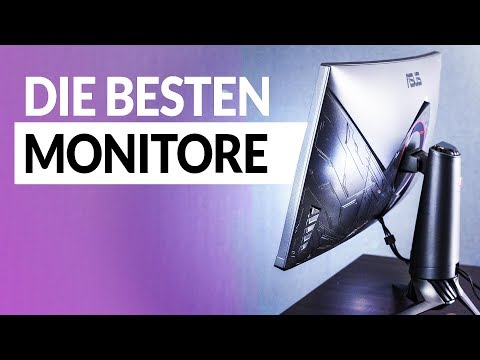 BESTER MONITOR - Gaming Monitor Kaufberatung