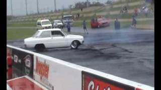 Dom – Mazda 1300 Burnout Comp – 13b T Rotary Engine