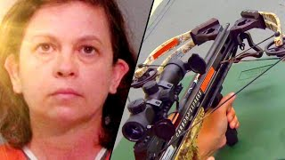 Wife Accused of Poisoning Husband With Eye Drops Shot Him With Crossbow: Cops