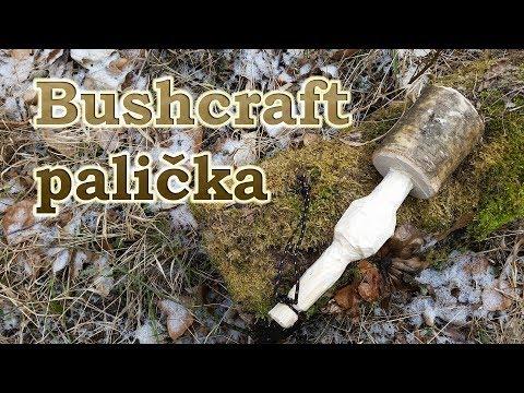 Bushcraft palička