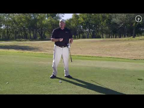 Correctly Hit Long Irons from the Fairway