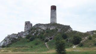 Olsztyn Castle n/Czestochowa, Poland / Zamek w Olsztynie koło Częstochowy, Olsztyn, Polska
