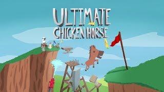 #1PC版マ〇オメーカー可愛い動物たちのほんわかレース大嘘UltimateChickenHorse