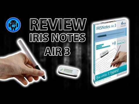 Review Iris Notes Air 3 | El mejor bolígrafo digital