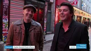 Celtic Social Club Paris Concert