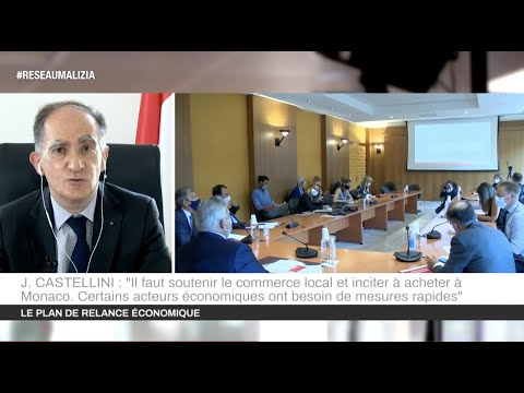 Economy: Presentation of the Recovery Plan