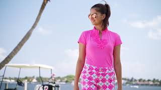 Introducing: Lilly Pulitzer Golf