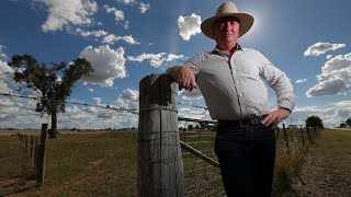 Barnaby Joyce 'won't rest until he gets his way'