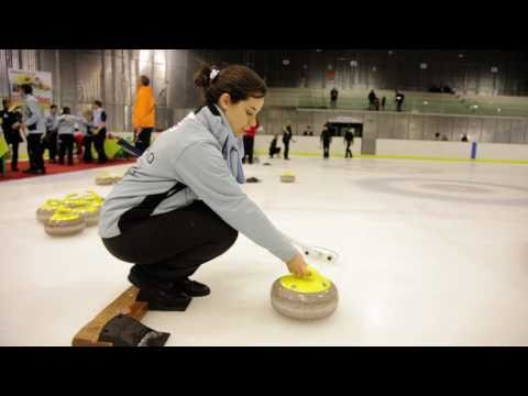 Curling: El otro deporte de hielo