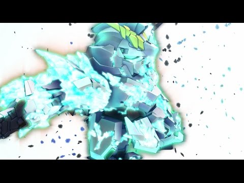 PS4/PS Vita「SD 鋼彈G 世代創世」展示影片