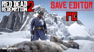RDR2 Save Editor Tutorial and Usage