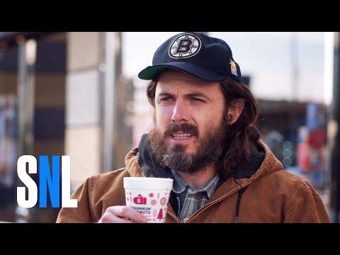 Dunkin Donuts s Caseym Affleckem - SNL Digital Short