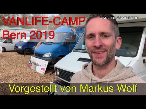 VANLIFE-CAMP in Bern