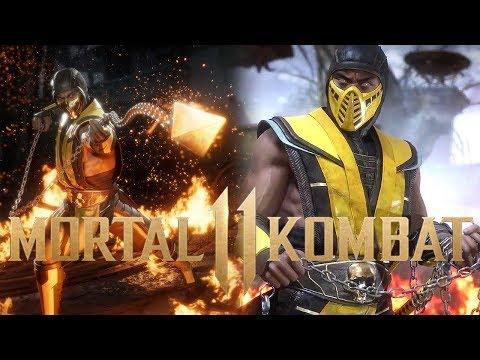 Mortal Kombat 11 - Very Bad News for Scorpion Fans