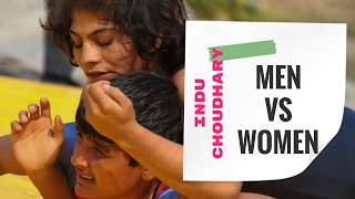 Men Vs Women   Indu Chowdhry