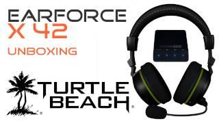 Turtle Beach X42 - Unboxing & Review vs X41 / DE