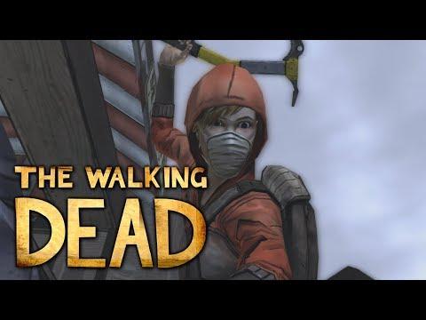 The Walking Dead - TO BYLA ONA!! | #16 | České titulky | 1080p