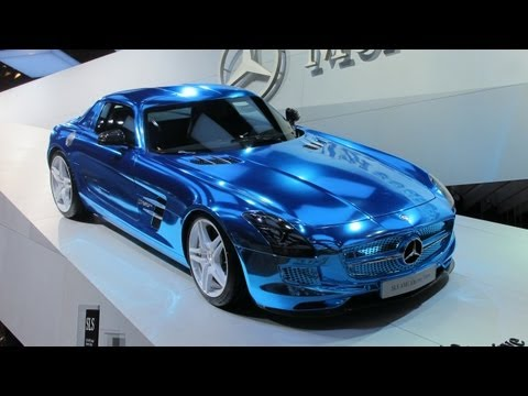 Awesome Cars Of The Paris Motor Show 2012 -- /ROAD TESTAMENT