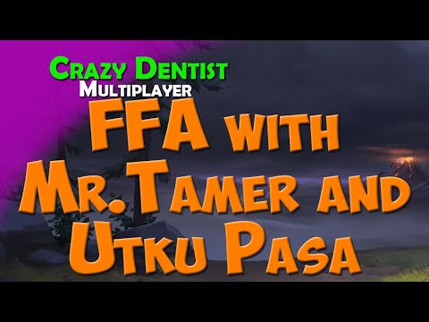 FFA with Mr.Tamer and Utku Pasa | Stag clan in FFA | Northgard
