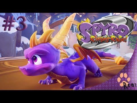 Spyro 2 CZ Stream