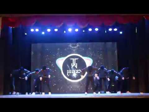 Legacy Dance Crew - 2k17 BPS 14th Founders Day
