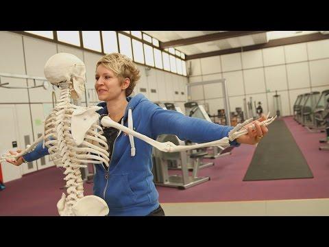 Zervikalen Osteochondrose Behandlungsarm schadet