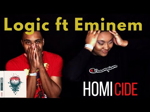 Logic Homicide ft Eminem - HE'S INVITED TO THE COOKOUT 😩🔥