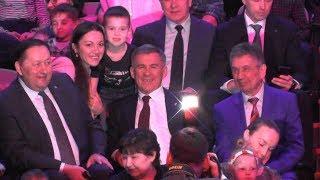 Рустам Минниханов открыл обновленный казанский цирк