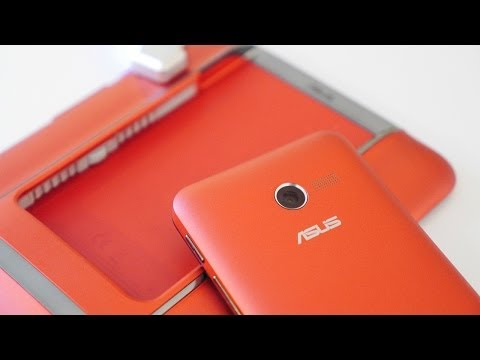 ASUS PadFone Mini First Look! [CES 2014]