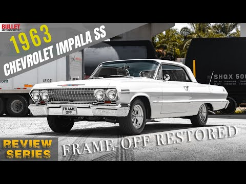 Video of '63 Impala SS - QNXG