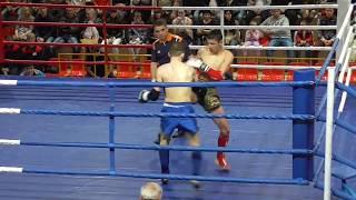PRO-AM Турнир Россия vs Киргизия, 1 бой, 2 раунд