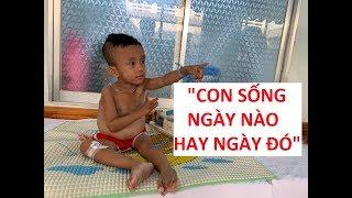 4 tuổi mang 4 căn bệnh hiểm nghèo, cha mẹ nghèo đau đớn nhìn con chờ chết!!!
