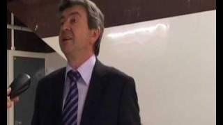 Jean-Luc Mélenchon - interview par Sciences Po TV