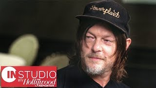 Norman Reedus Talks BFF Andrew Lincoln Leaving The Walking Dead | In Studio With THR