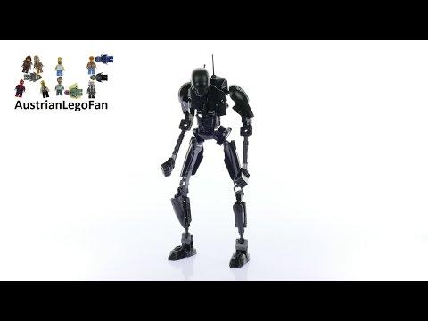 Vidéo LEGO Star Wars 75120 : K-2S0