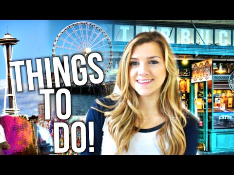 Video Things To Do In Seattle!