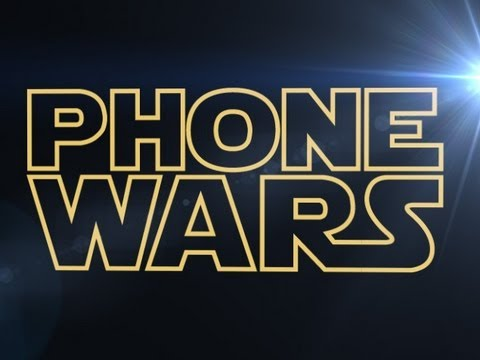 In The Intergalactic War Between Apple And Android, There Can Be Only One Victor