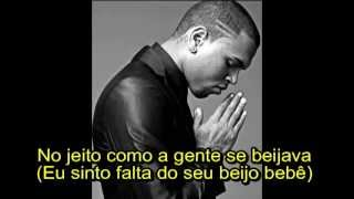 Chris Brown - Submarine [Tradução - Legendado]