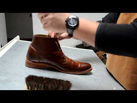 Cuidados Basicos de Zapatos (Piel Normal)