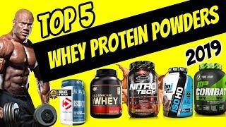 Top 5 Protein Powder 2020 | Best Whey Protein Powders