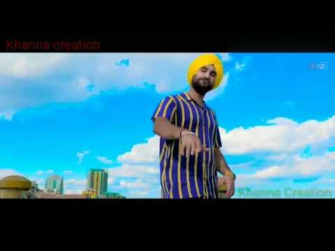 Jazbaat 2-Amnatej Hundal || New Punjabi Whatsap Status 2019 || By Khanna Creation