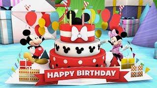 Happy Birthday Music Video   Disney Junior