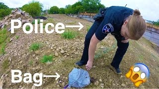 I Found A Bag Of Bones While Fishing (I Called The Police) - Video Youtube