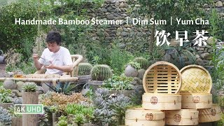 Video : China : Amazing bamboo (2) - steamers and dim sum / yum cha